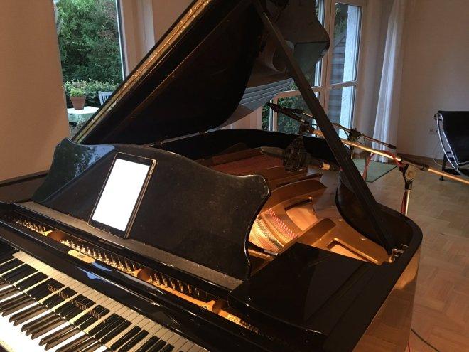Andre Spang piano 1